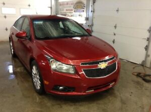 2011 Chevrolet Cruze LT Eco TURBO MAG