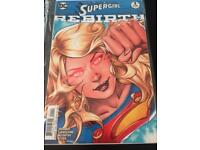Dc Supergirl Rebirth # 1 & Dc Rebirth Supergirl issue #1