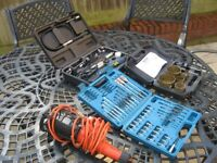 Metal Drills, Metal Hole Saw Set, Power Craft Combi Tool