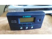Yamaha guitar and bass tuner