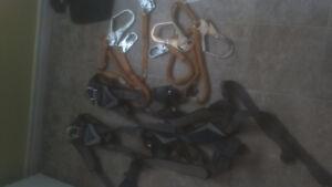 2 Dbi sala fall arrest harnesses