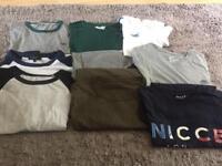 Bundle Of Men's/boys clothes