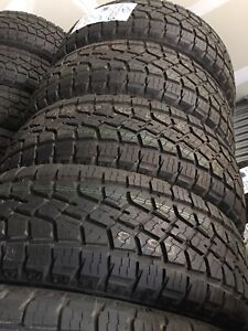 265/70r18 for 700$ a set , no TAX