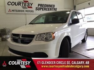 2014 Dodge Grand Caravan SXT | Stow-N-Go Seating | DVD