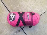 BikeParka URBAN Waterproof Bicycle Cover (Pink)