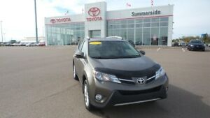 2013 Toyota RAV4 Limited ONLY $84.67 / WEEK OAC! GREAT DEAL ON A
