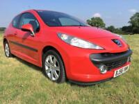 Peugeot 207 1.6HDI 90 Sport Only 2 Private Owners From New With FSH And Full MOT