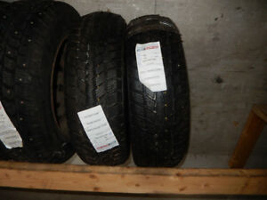 Used winter tires, all season and wheels for sale