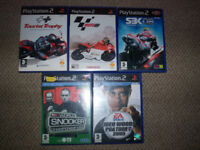 PS2 games see picture pick up only