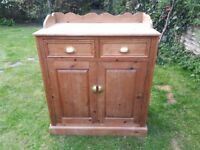Dresser, Baby Changing, Chest Of Drawers. Hand Made £20 Collection Only