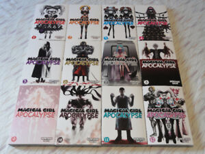 Magical Girl Apocalypse volumes 1 - 12 (English Manga NEW)