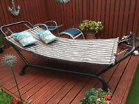 Stand hammock