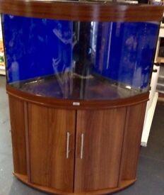 Juwel Trigon 190 Aquarium & cabinet