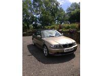 BMW 320 CD SE Convertible 06 65,000 Miles