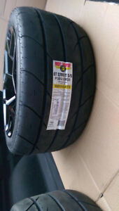 Brand new Mickey Thompson ET Street S/S 305/35-20 tires