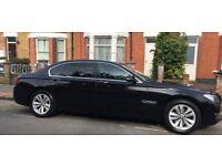 BMW 730 LD Pro Nav, Tracker, Vat Q, BMW service history, BMW warranty