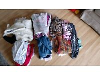 Girls large bundle of clothes 3-4 years