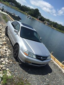 03 Acura TL car is in beautiful shape