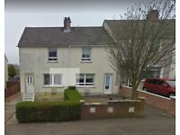 Lovely unfurnished terraced house to let in Airdrie - Ballochney Street