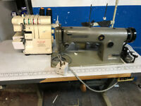 Commercial Sewing Machine - in storage for 2 years but used constantly before that time.