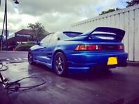 ///FULLY FORGED 300bhp TURBO MR2///