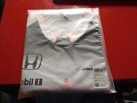 Mclaren Honda Official Team T-Shirt