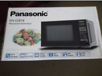 Panasonic's NN-E281B Microwave Oven. - BLACK - £40 - NEW & BOXED