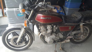 2 Honda CB750's for sale one is a Limited Edition Honda