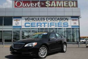 2013 Chrysler 200 LIMITED TOIT OUVRANT+CUIR