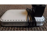 DG834 Wired ADSL Broadband Internet Router