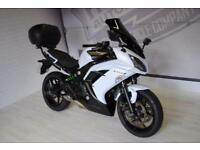 2015 - KAWASAKI ER-6F EFF, EXCELLENT CONDITION, £4,750 OR FLEXIBLE FINANCE
