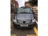 Mercedes Vito 113cdi London Taxi