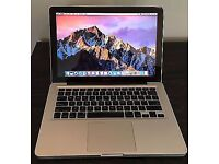 Macbook 13.3 Late 2008 Unibody Upgraded Fast ssd