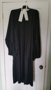 Lawyer's gown