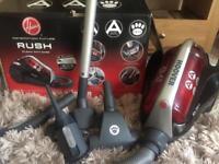 Hoover Vacuum Rush