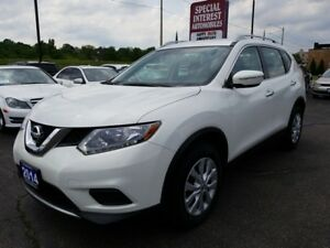 2014 Nissan Rogue S S !!! AWD !!! REAR CAMERA !!! BLUE TOOTH !!