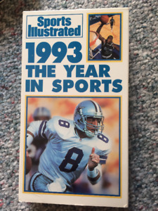 Video - 1993 Sports Illustrated - The Year in Sports
