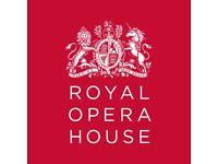 Royal Opera House - Mariinsky Balley - Don Quixote