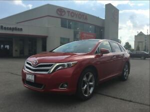 2014 Toyota Venza Limited|V6|AWD|New Tires|Nav