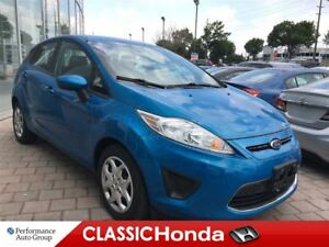 2012 Ford Fiesta SE | CLEAN CARPOOF | ONE OWNER | A/C | |