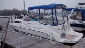 265 Bayliner Ciera Cabin Cruiser,Trailer and Winter Cover,incl.