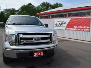 2013 Ford F-150 XLT 4x4 SuperCab 6.5 ft. box 145 in. WB