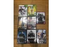 X360 Fifa 2014 + FIFA World Cup Brazil 14' + DVDs