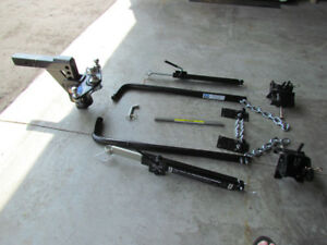 TRAILER HITCH - WEIGHT DISTRIBUTION HITCH