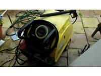 KARCHER HDS601c eco Professional steam pressure washer.