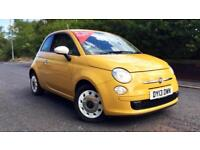 2013 Fiat 500 0.9 TwinAir Colour Therapy 3dr Manual Petrol Hatchback