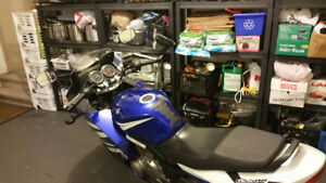 Suzuki Gs-500f motorcyce is for sale