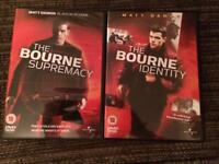 The Bourne Identity+Supremacy Boxset