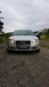 2008 Audi A4 with turbo//LOW KM// ONLY ASKING $6899