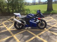 Suzuki GSXR K4 600. Well looked after bike